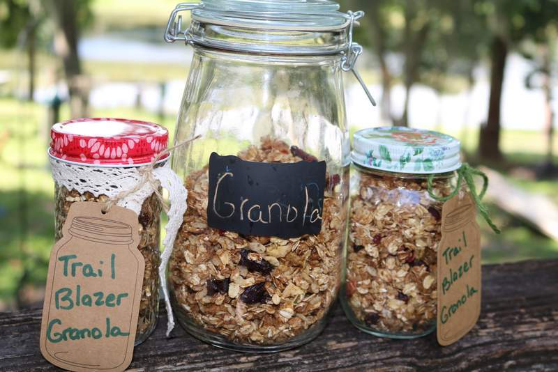 homestead granola