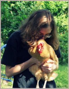 chickens homeschool