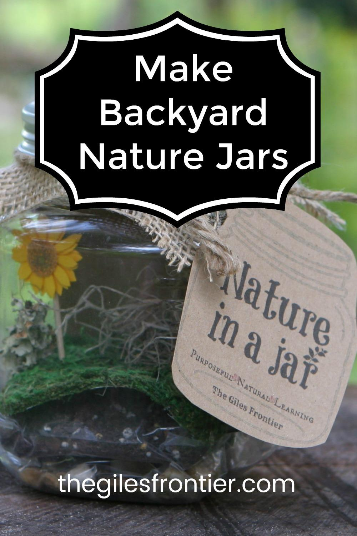 nature jar