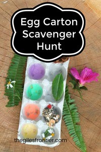 Egg carton hunt