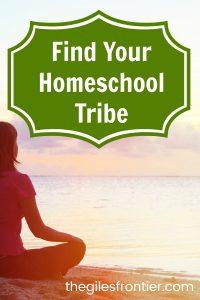 homeschool tribe