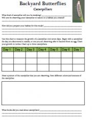 homeschool science curriculum butterfly