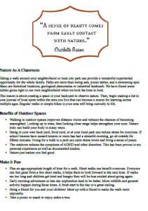 homeschool science habitats