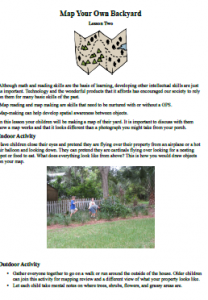 homeschool science natural habitats
