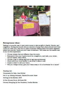 homeschool science curriculum food