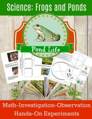 homeschool science curriculum frogs