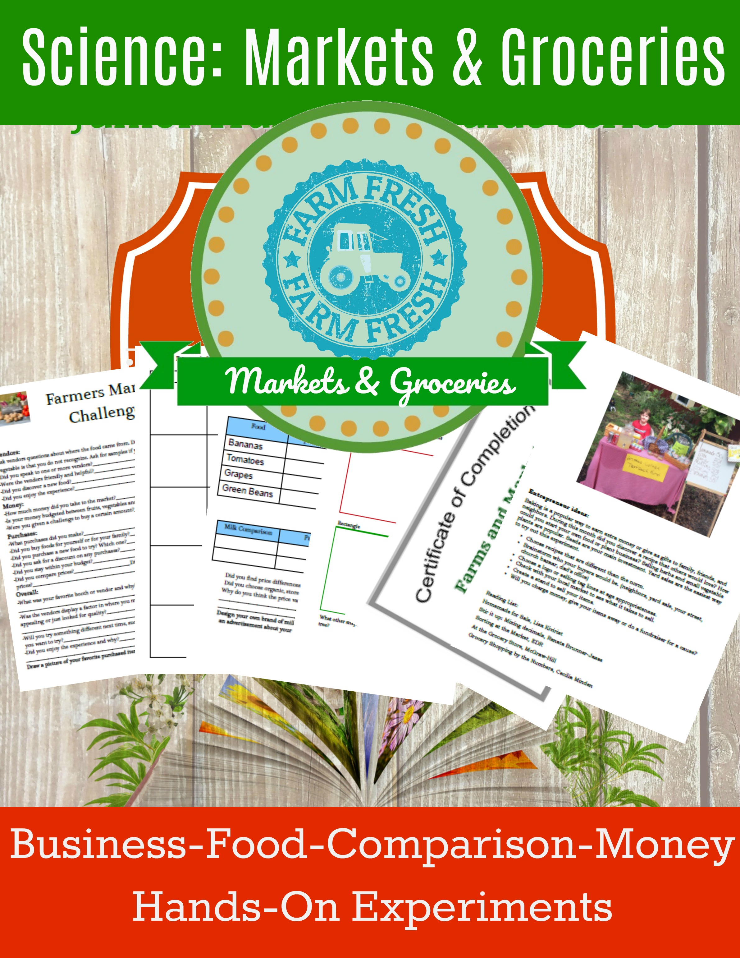 homeschool science curriculum grocery