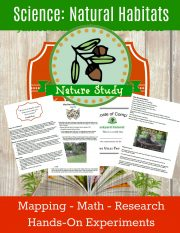 homeschool science curriculum nature
