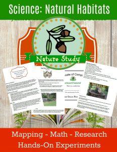 homeschool science curriculum nature