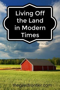 living off land